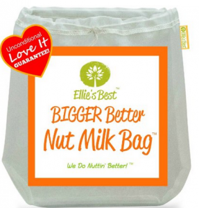 Ellie's Nut Milk Bag